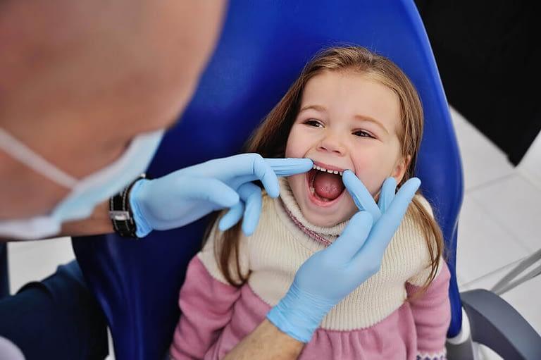 Dental Care Of Children